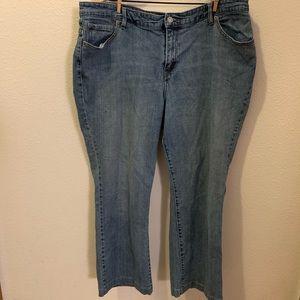 Levi's- jeans, bootcut